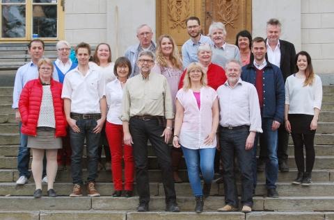 KF-kandidater i Mora 2014