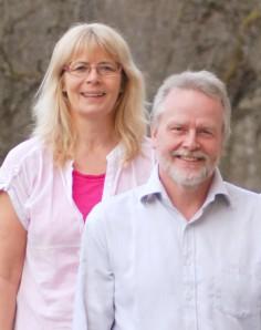 Anna-Carin Rydstedt och Lennart Sohlberg